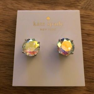 Kate Spade Gumdrop Earrings - Never Worn